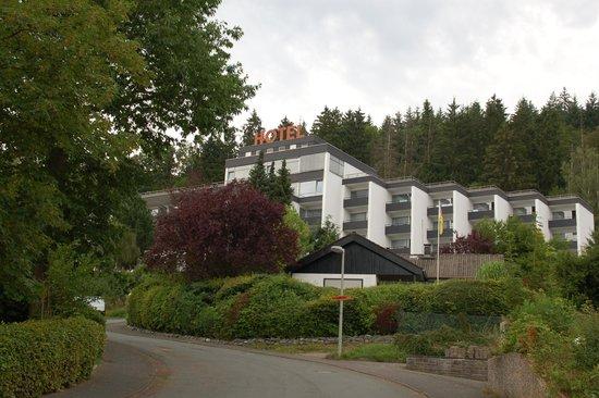 Hotel Am Fang