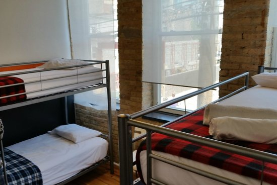 Urban Holiday Lofts: Private room