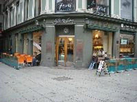 restaurant egertorget