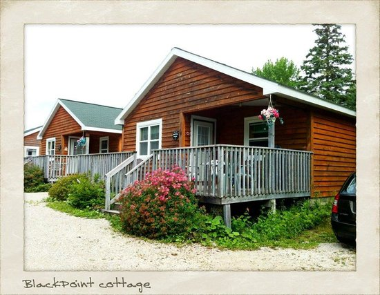 Anchorage House & Cottages: Our cottage