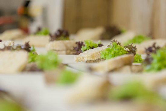 Frasers: delicious rustic terrine starters
