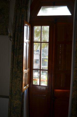 Grand Hotel Gervasoni: Vista desde el interior