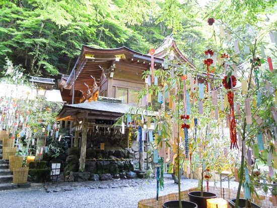 川床でランチ - Picture of Kifune Shrine, Kyoto - TripAdvisor