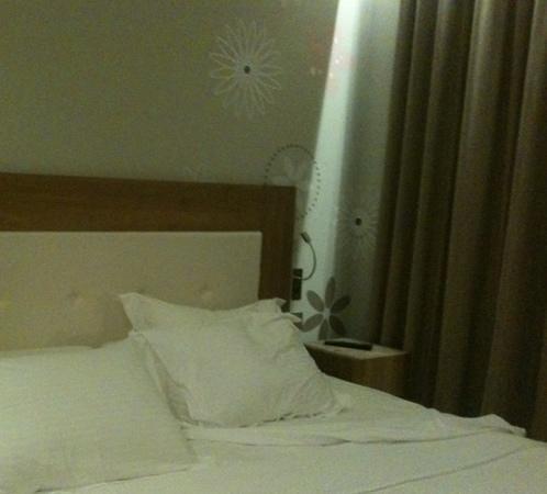 Coco-Mat Hotel Nafsika: decorazioni camera