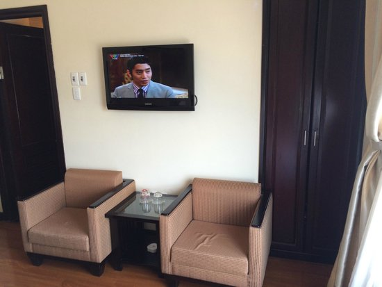 Than Thien Hotel - Friendly Hotel: petit salon
