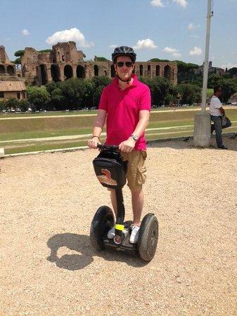 Rex-Tours The Rome Experience: Rex Segway Tour
