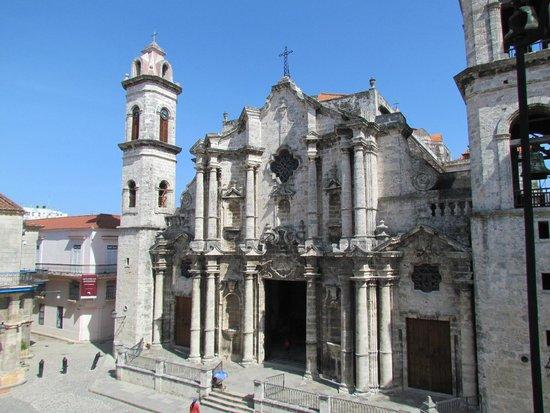 Plaza de la Catedral: Catedral da La Havana
