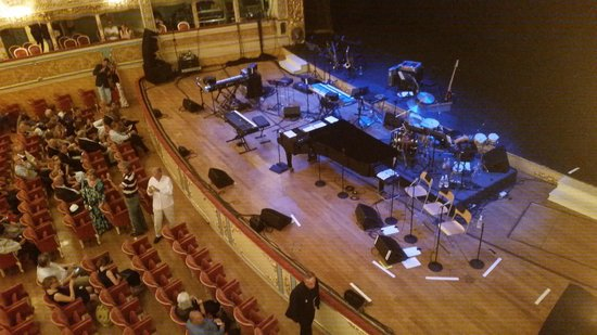 Teatro La Fenice stage