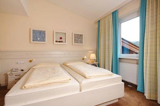 Hopfgarten: Schlafzimmer6