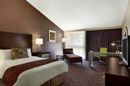 Radisson Hotel at Cross Keys: Standard Queen guest room