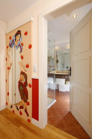 Hopfgarten: Badezimmer