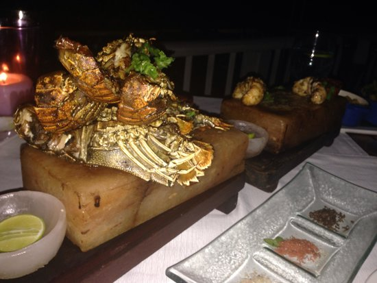 Sea Fire Salt: Great food, beautiful location and sensational service makes this restaurant a must visit..