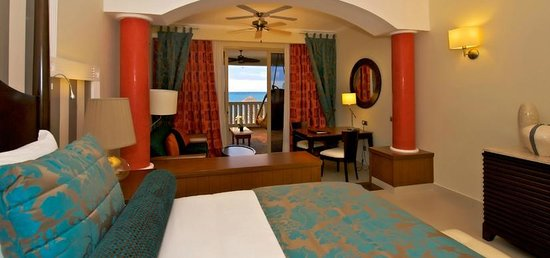 Iberostar Grand Hotel Rose Hall : Typical room in the Iberostar Grand