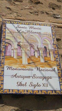 Sinagoga de Santa María la Blanca: Uma sinagoga não é uma catedral