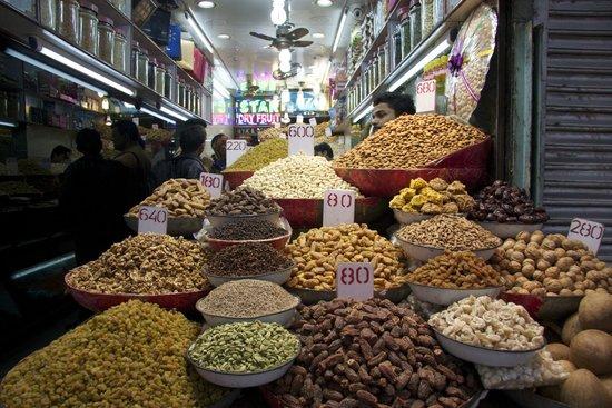 The Leela Palace New Delhi: Spice market