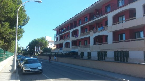 Illot Park Hotel: von Außen - nahe Haupteingang