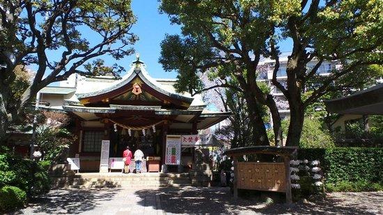 Grand Park Hotel Panex Tokyo: Kamata Hachiman Shrine, à quelques minutes de l'hôtel