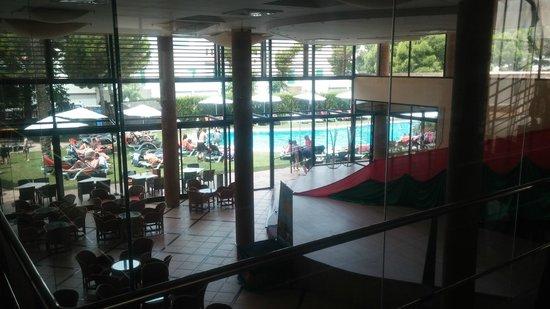 Illot Park Hotel: Richtung Aktiv-Pool