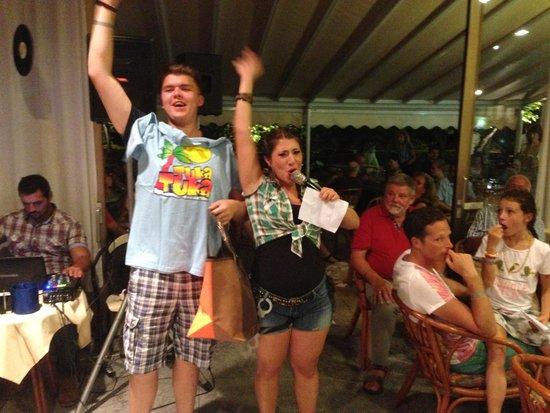 Leonardo Da Vinci Hotel: Winning Team
