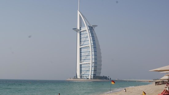 Atlantis, The Palm: The Burj Al Arab