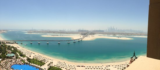 Atlantis, The Palm : View of Palms