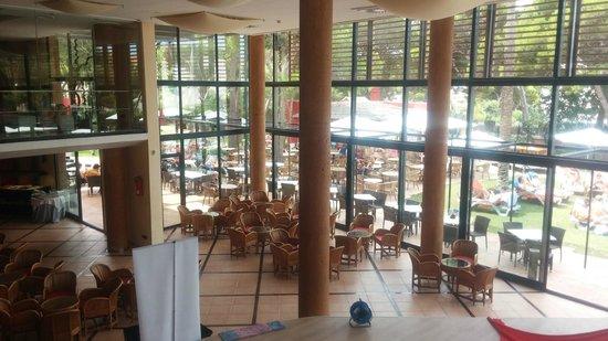 Illot Park Hotel: Innenraum des Kinderbereichs
