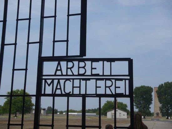 Gedenkstätte und Museum Sachsenhausen: campo de concentração sachsenhausen