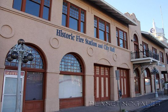 Pimeria Alta Museum: The Pimeria Alta History Museum is located in a building that was once home to the Nogales, Ariz