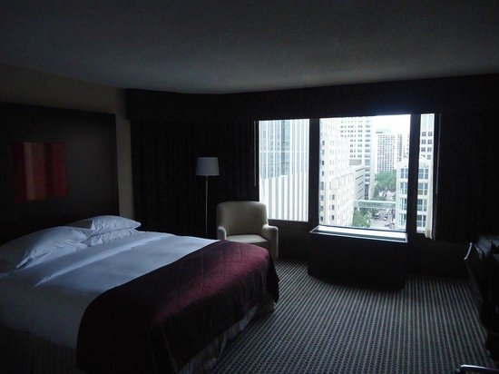 Doubletree by Hilton Chicago Magnificent Mile: Room another view
