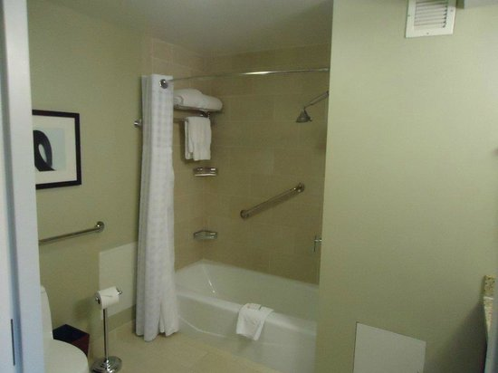 Doubletree by Hilton Chicago Magnificent Mile : Bathroom