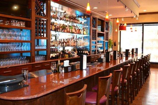 New Bar Picture Of Renatos Italian Restaurant Spartanburg