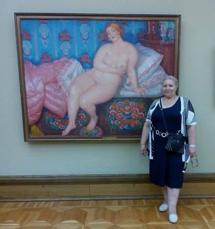 Galerie Tretiakov (Lavrouchinski) : Моя близняшка))