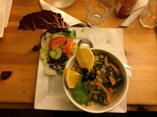 Rainbow Cafe: Levantine couscous dish