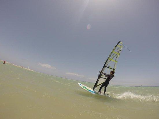 Surf Riders Fuerteventura: windsurf Sotavento