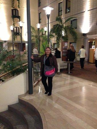 Mercure Paris Porte de Versailles Expo : Lobby