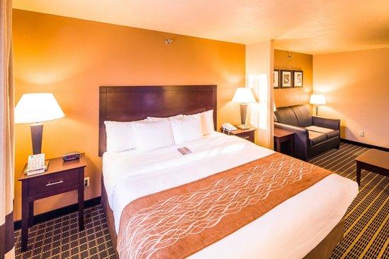 Comfort Inn : King Suite
