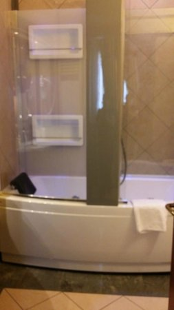 Hotel Manfredi Suite in Rome: Bath
