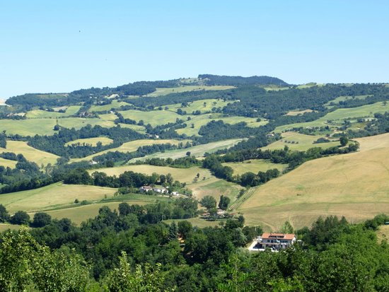 Country House Ca' Vernaccia: view from room