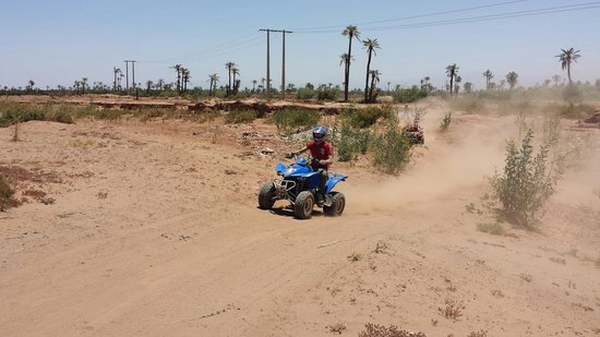 Quad Extreme Marrakech: Oued