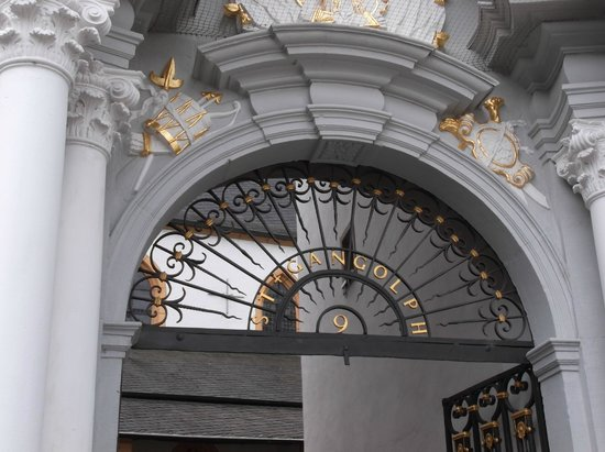 St. Gangolf: The hidden treasure behind the gates