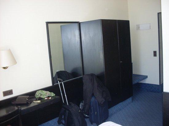 Novum Hotel Maxim Düsseldorf City: bedroom