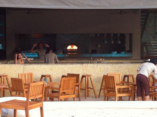Renaissance Phuket Resort & Spa: Friendly sandbox staff