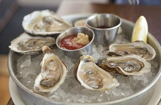 The Mooring : Oysters