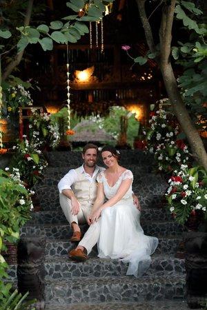 Hotel Tugu Lombok: The beautiful temple where we got married