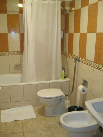 Hovima Santa Maria : Ванная