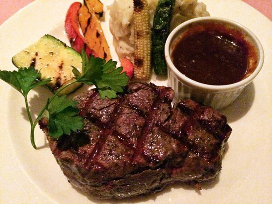 Nailey's Grill: Filet mignon steak