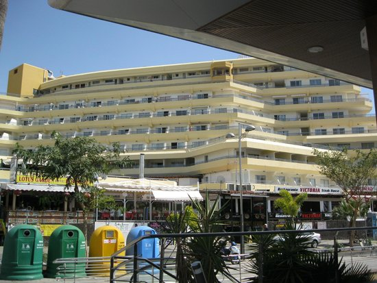 Hovima Santa Maria: Отель