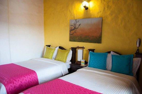 Hotel Salento Real: Room