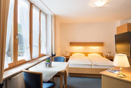 Hotel Königssee: Zimmerbeispiel