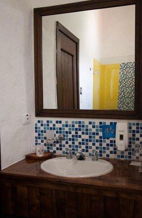 Hotel Salento Real: Bathroom